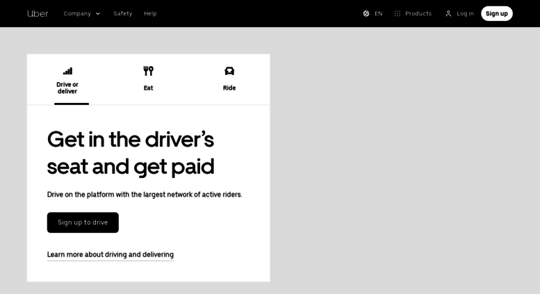 Access trip uber com  Uber | Sign Up to Drive or Tap and Ride