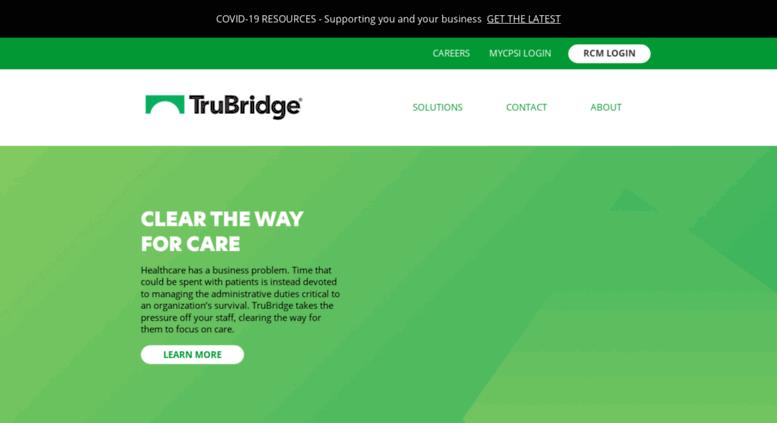 paystub trubridge Access trubridge.net. trubridge.net