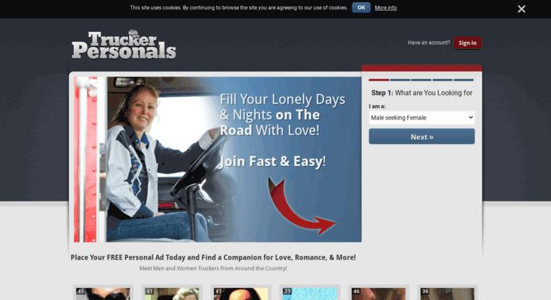 gratis dating sites voor truckers dating site Assault