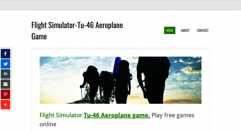 Access tu-46-flight-simulator-online weebly com  Flight