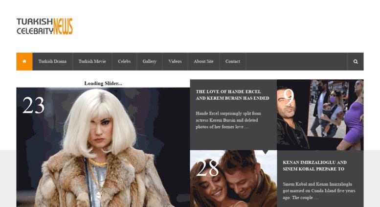Access turkishcelebritynews com  Turkish drama, movie and