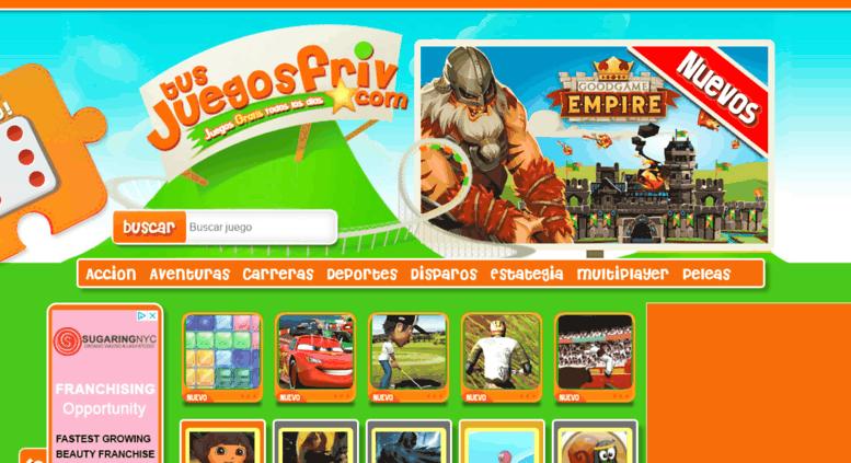 Access Tusjuegosfriv Com Juegos Friv Gratis Juego Kizi En