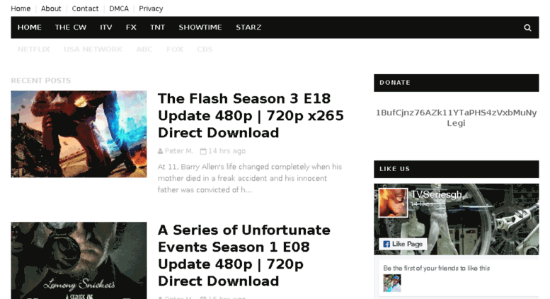 Access tvseriesgh blogspot in  Direct Download TV Series