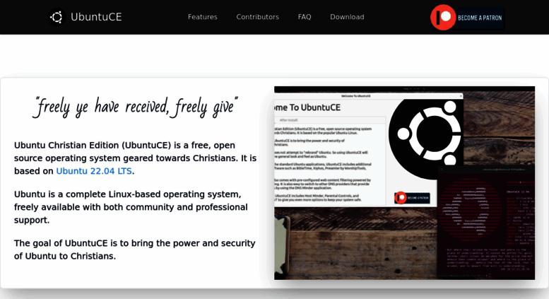 ubuntuce