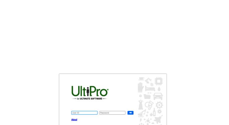Access ucpgu ultiprotime com  UltiPro Time & Attendance - Login
