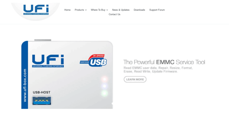 Access ufibox com  UFi Box is a powerful EMMC Service Tool