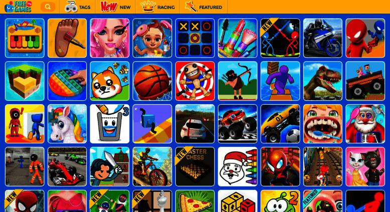 Free Games Com