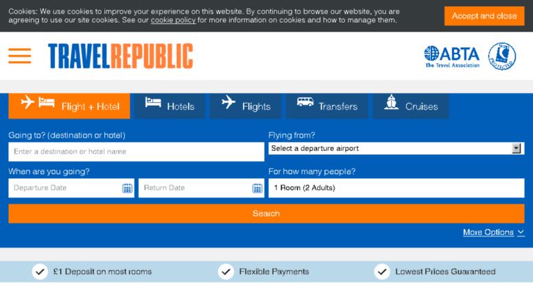 Travel Republic Abta Number