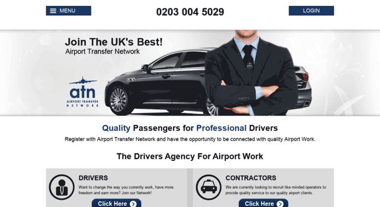 Access ukatn com  Driving Jobs in London, Private Hire