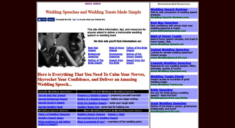 Best Wedding Toasts.Access Ultimatespeeches Net Instant Wedding Speeches Wedding