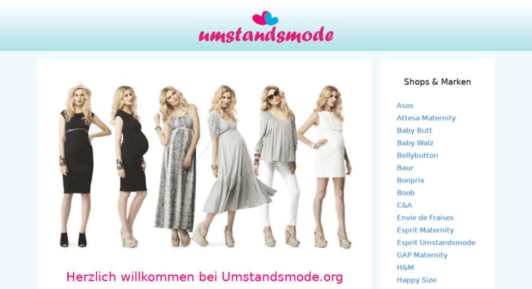 Modestil von 2019 Entdecken außergewöhnliche Auswahl an Stilen Access umstandsmode.org. Umstandsmode günstig online kaufen ...