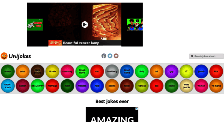 Access unijokes com  Best jokes ever - Unijokes com - 14180 funny jokes