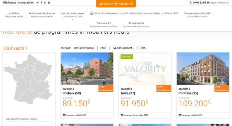 investir immobilier 63 infos et ressources. Black Bedroom Furniture Sets. Home Design Ideas