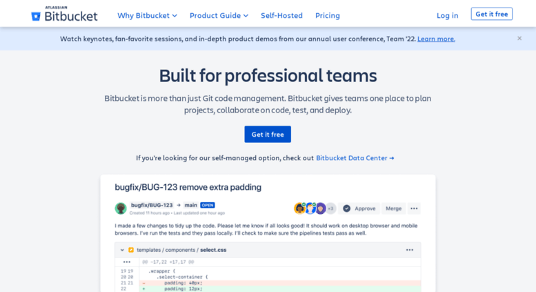 Access valentinaproject bitbucket org  Bitbucket | The Git