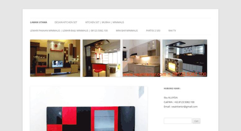 Access Veainterior Com Kitchen Set Malang Kitchen Set Surabaya