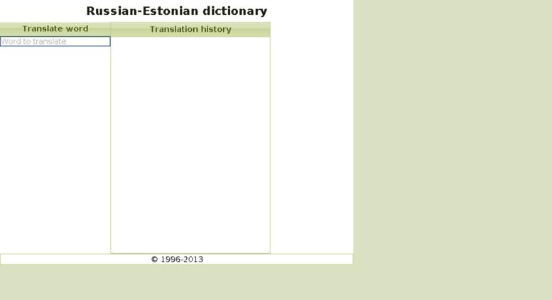 Vene eesti online dating