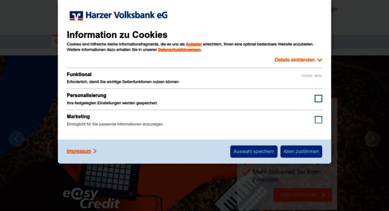 harzer volksbank immobilien