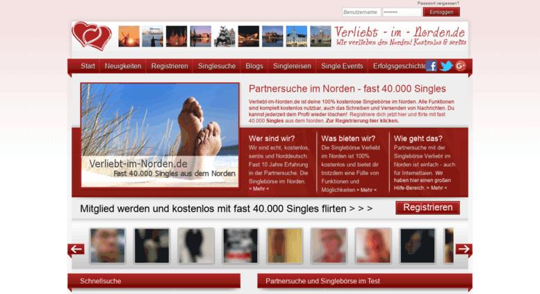 Anzeige - Neue Singlebörse: Glück im Norden – OZ - Ostsee-Zeitung