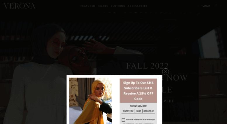 e00dea1c564b4 Access verona-collection.com. Modern Islamic Clothing | Hijabs ...