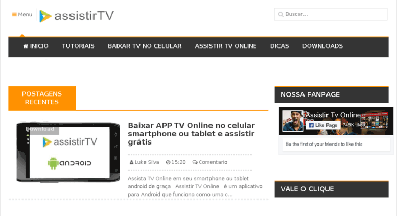 Access vertvonline.link. Ver Tv Online Celular - Assistir Tv Online ... 960547139d42a