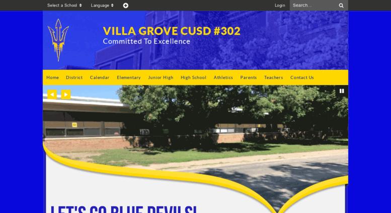 Access Vg302org Home Villa Grove Cusd 302