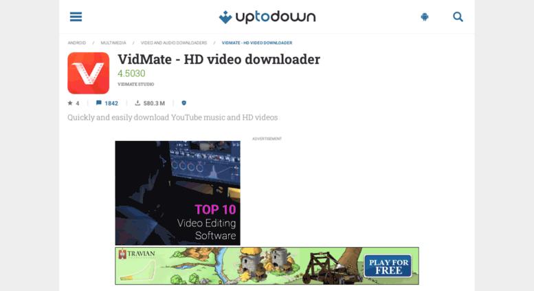 Uptodown Vidmate