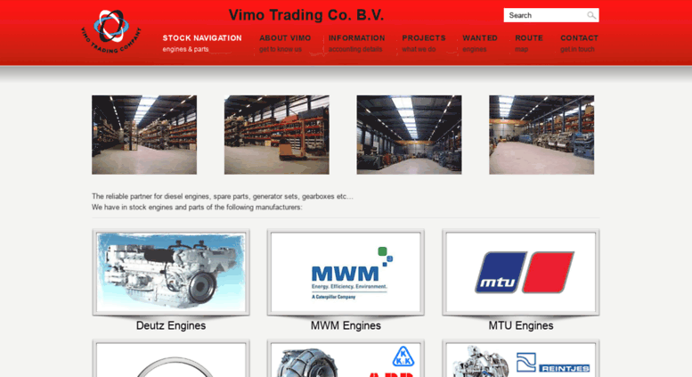 Access vimo nl  VIMO | Deutz MWM Diesel Engines and Spare parts