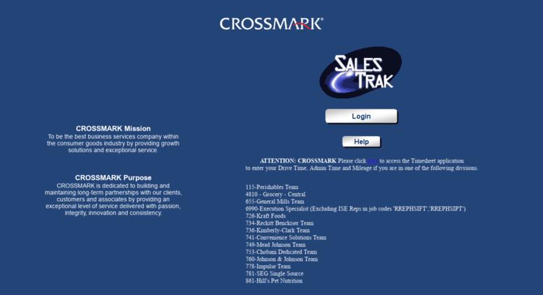 vp crossmark