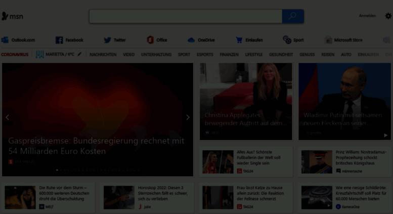 www.msn deutschland.de