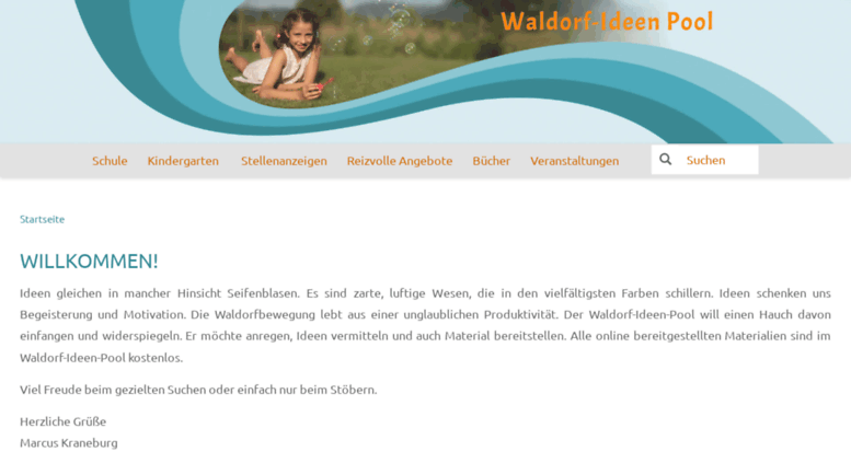 Access Waldorf Ideen Poolde Waldorf Ideen Pool Eine