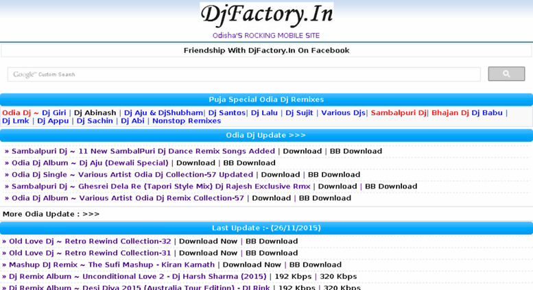 Access wap djfactory in  DjFactory In :: Bollywood Movie Mp3