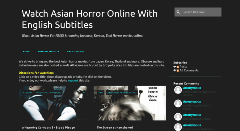 Access watchasianhorror blogspot com  Watch Asian Horror