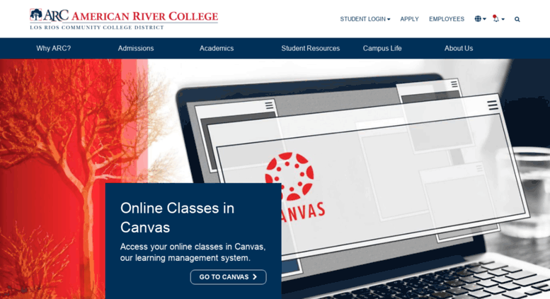 Access Webarclosriosedu Welcome To American River College
