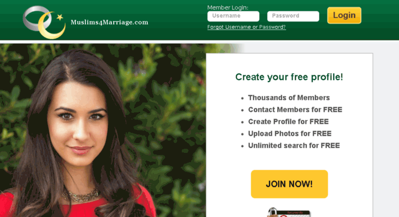 free site for dating and marriage
