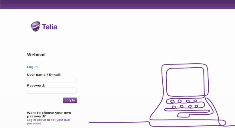 Telia Email