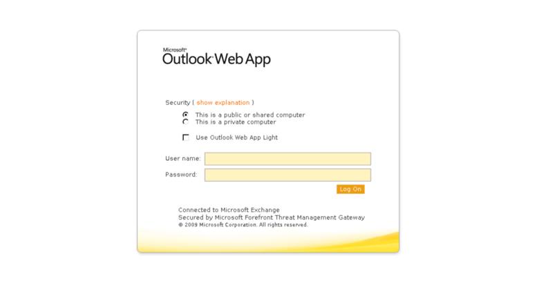 ucf webmail outlook