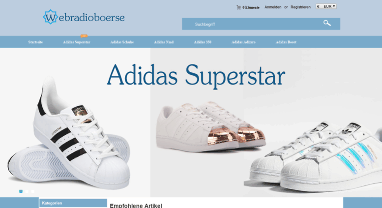 Access . Verkauf für neue Adidas Schuhe