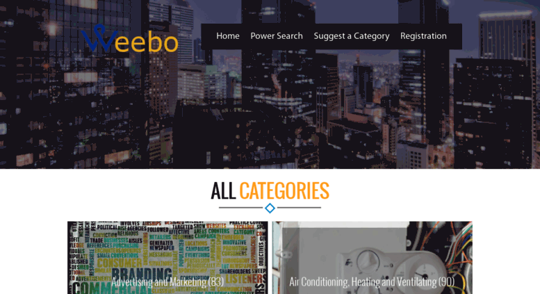 Access weebo us  Weebo us | Premium Business Directories