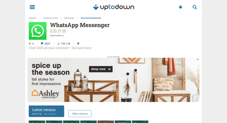 Download whatsapp red uptodown