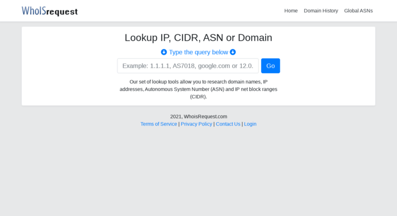 Access whoisrequest org  Whois Search, Domain History, Reverse IP/NS