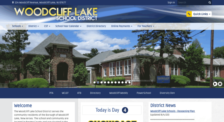 Access woodcliff-lake com  Home - Woodcliff Lake Schools