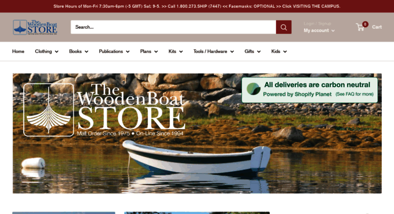 Access Woodenboatstorecom The Woodenboat Store Provides Access To