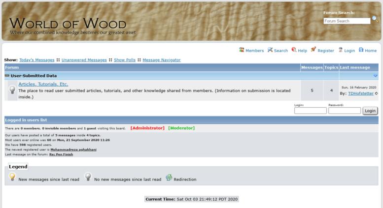 Access Worldofwoodforum Com World Of Wood Woodworking Forum
