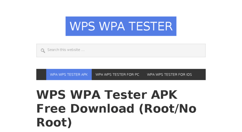 Wps apk download for pc | WPS Connect APK Download v1 3 6