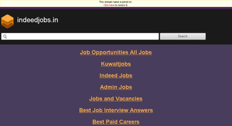 Access ww2 indeedjobs in