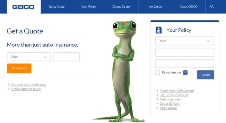 Access Www2 Testgeicocom Geico Auto Insurance Saving People