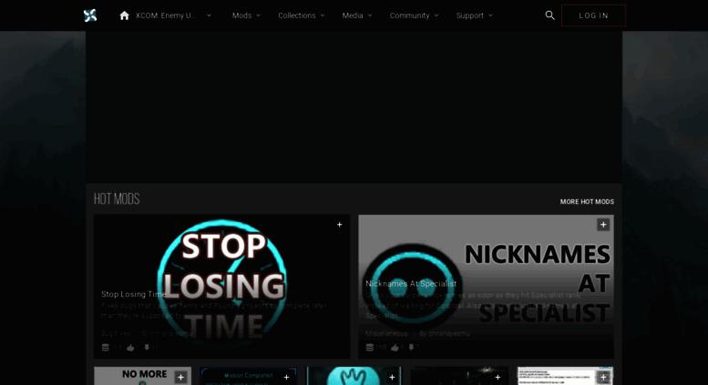 Access xcom nexusmods com  Nexus mods and community