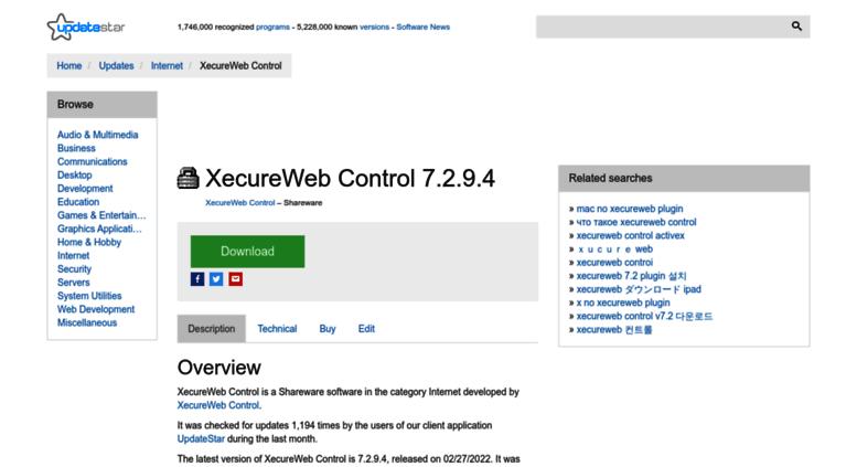 xecureweb plugin