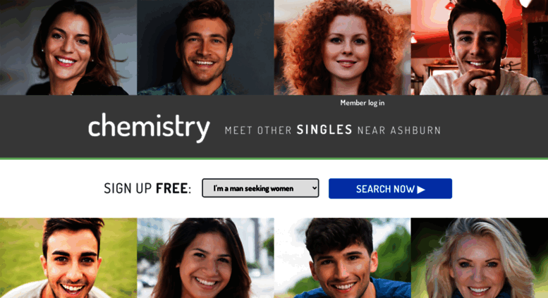 Chemistry when online dating