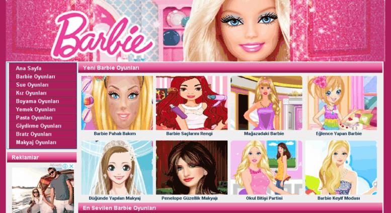Access Yeni Barbie Oyunu Com